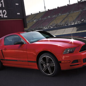 Mustang Graphic 2
