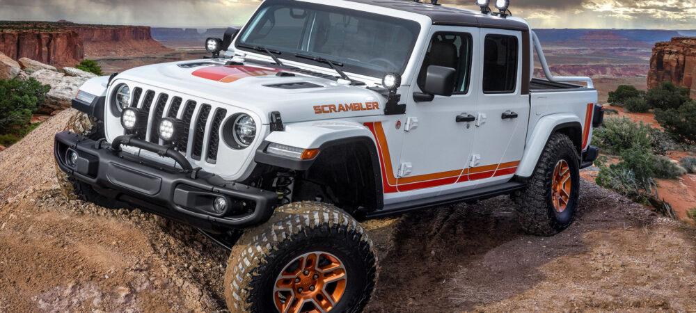 Jeep JT Scrambler Graphic