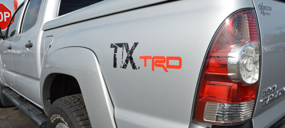 TX TRD Graphic
